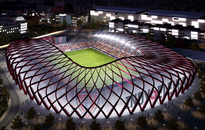 "The facility would hold 18,500 people and be used for a variety of events in addition to soccer — all of which would collect fees to cover the facility cost, a so-called ""users pay"" tax."