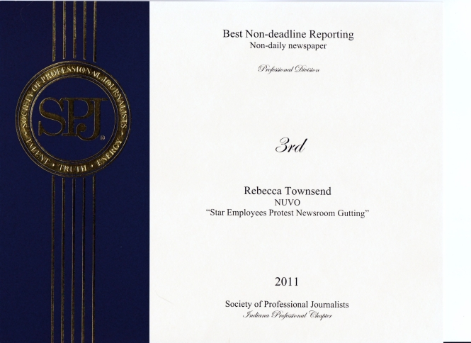 Best-nondeadline reporting 3rd place