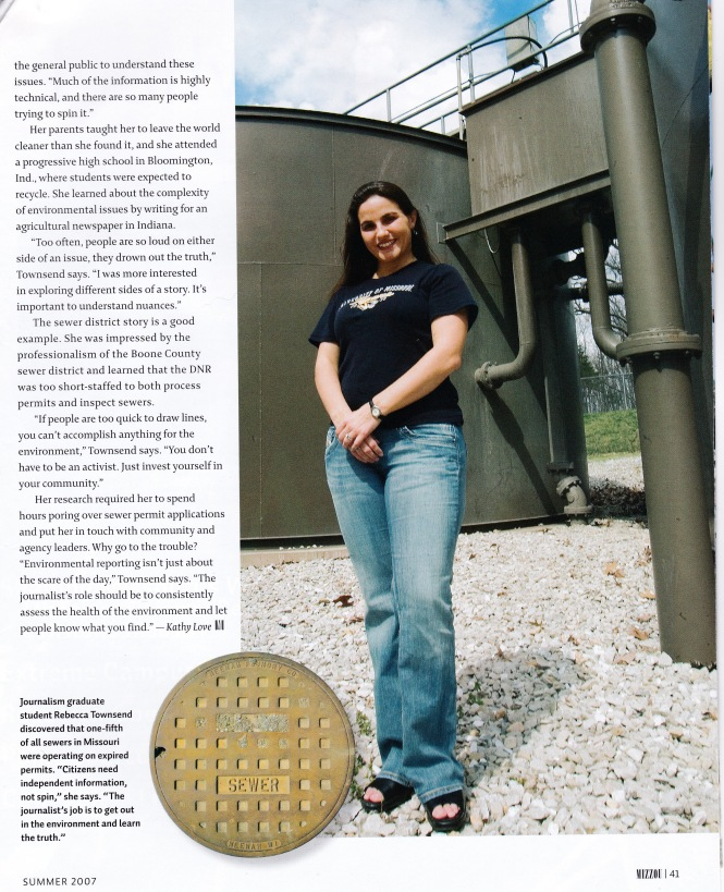 Mizzou Mag feature