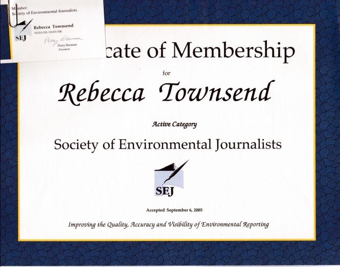 SEJ membership